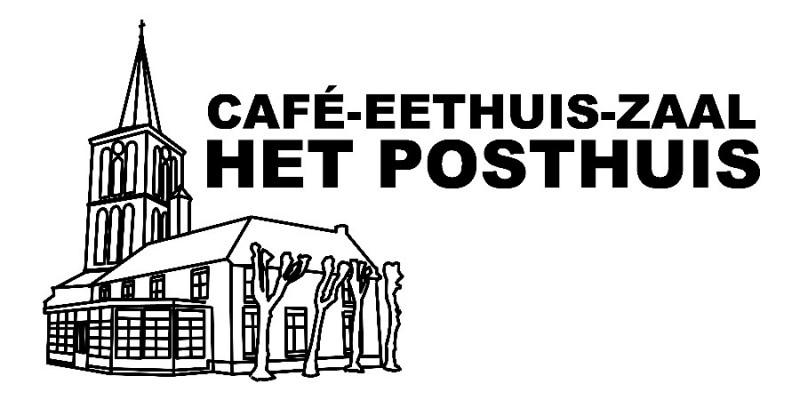 Café – Eethuis – Zaal Het Posthuis