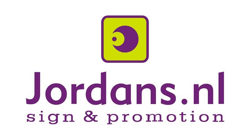 Jordans sign & promotion